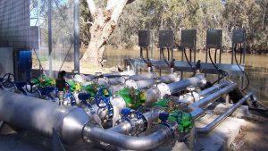 تجهیزات سیستم آبیاری