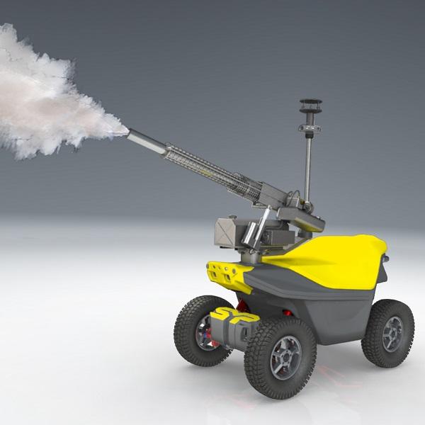 ماشین مه ساز
